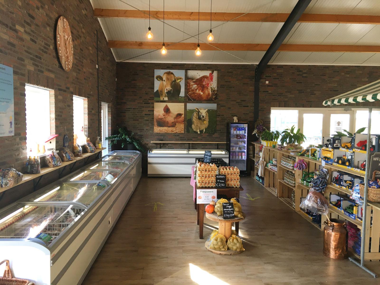 Boerderijwinkel